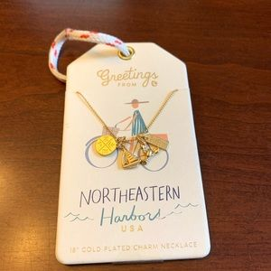Brand new Spartina Charm necklace